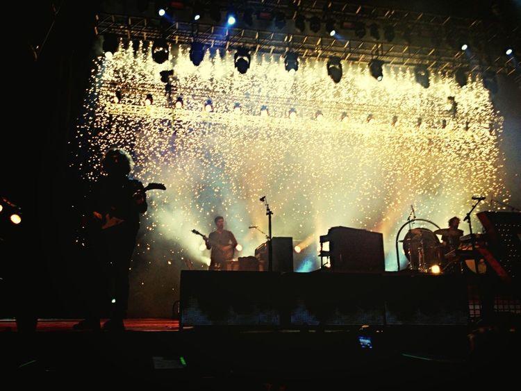 #Concert #TheKillers