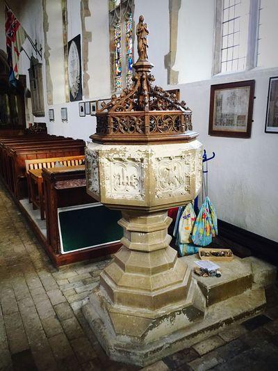 Dedham Church England Vintage Old Church