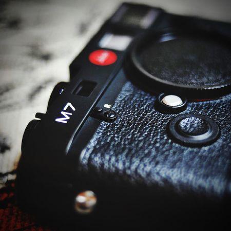 アナログが一番! LeicaM7 Camera