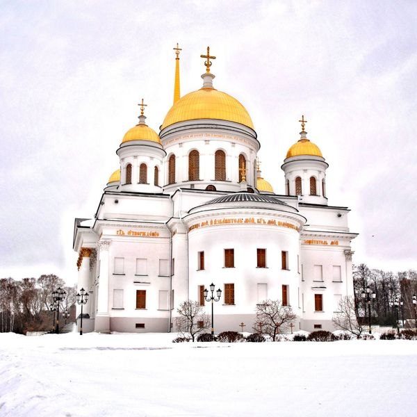 Екатеринбург Russia Church Architecturelovers Winter Wonderland Winterscapes Church Tower Beautiful Place Picture Photoshoot Photographer Photography