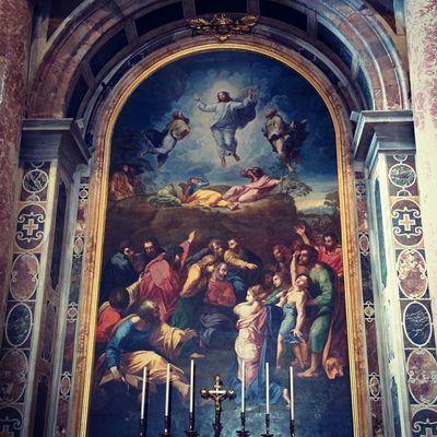 Rafael  Petersdom Vatican VaticanCity