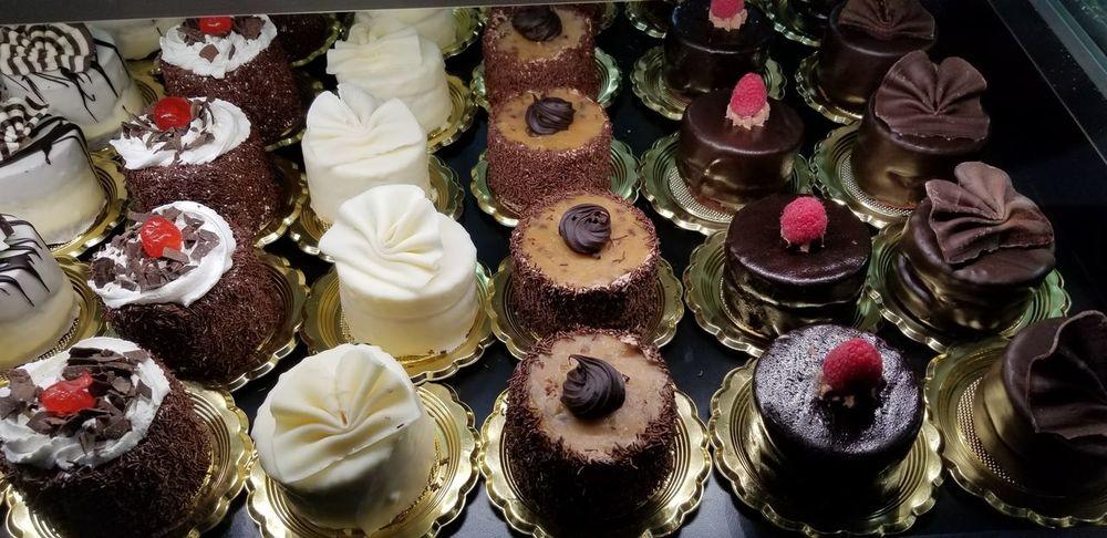 Sweet Food Dessert Food And Drink Indulgence Food Temptation Unhealthy Eating