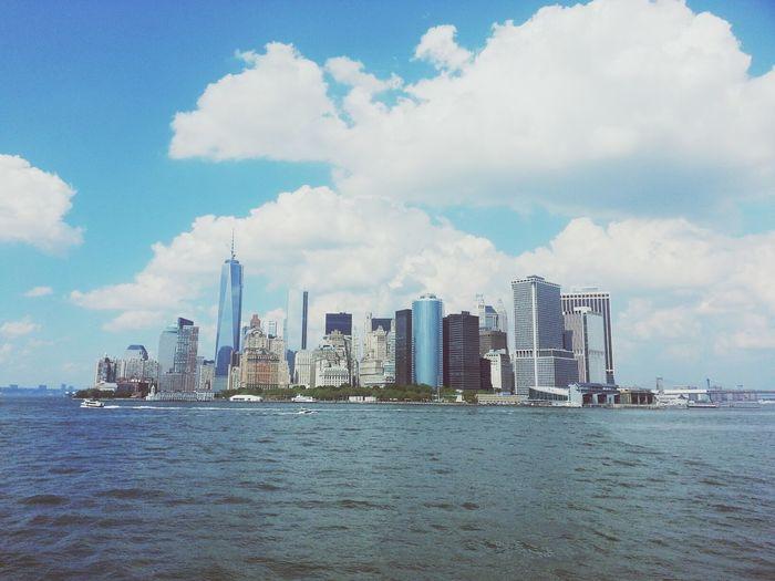 Manhattan City NYC Beautiful