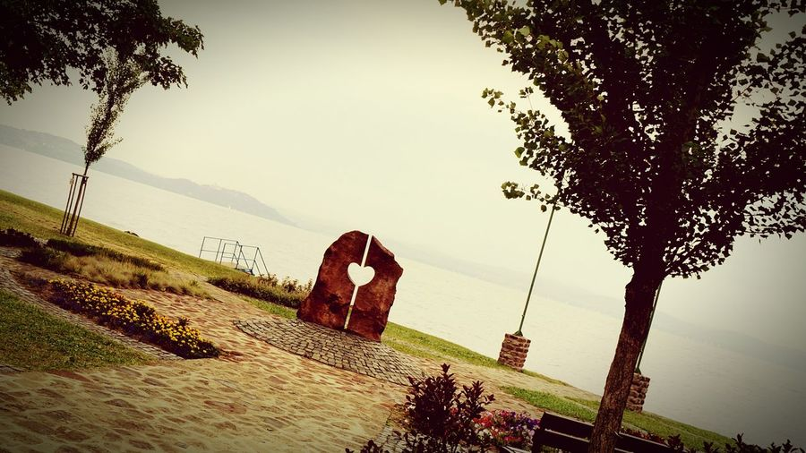 Relaxing Hungary Zamardi Balaton Balaton - Hungary Love ♥ Lake View Trees