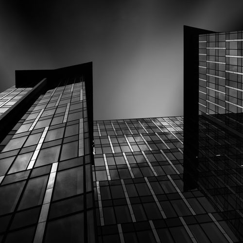 Architectural Feature Architecture Building Building Exterior Built Structure City Exterior Low Angle View Modern No People Office Building Outdoors Reflection The Architect - 20I6 EyeEm Awards Tower Market Reviewers' Top Picks