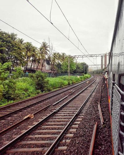 Keeping in mind the new instructions in our locals. Mumbailocal Enjoyingrain Oldclicks
