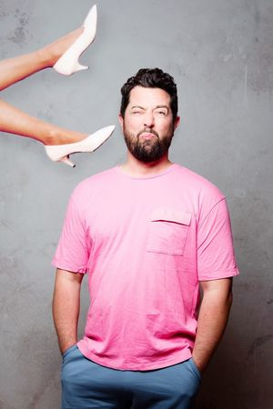 Mister Pink and the Italien legs Beard Casual Clothing One Person Standing Day Real People Outdoors Adult People Pink Color Portrait Portrait Of A Friend Makeportraits Faces Having A Good Time Having Fun Funny Editorial  Portrait Photography Portraiture PortraitPhotography Portrait Of A Man  Crazy Face The Portraitist - 2017 EyeEm Awards