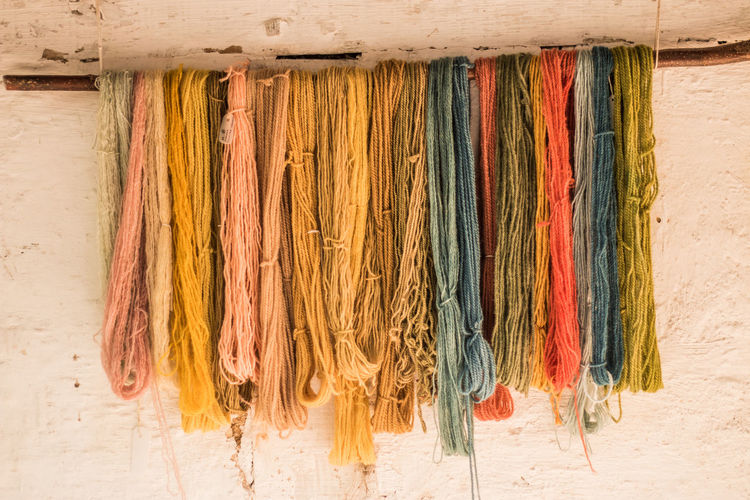 drying time Twine Weave Close-up Cord Day Hanging Indoors  No People Twine, Cord, Yarn, Thread, Strand, String Variation Wool