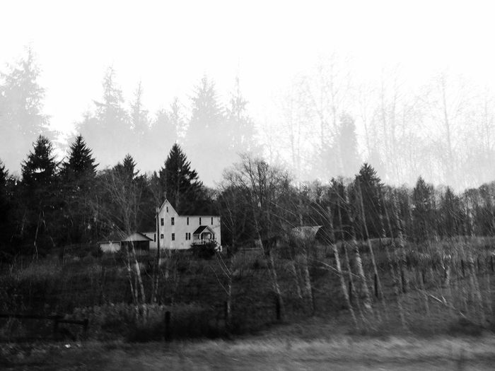 Drive to Astoria Black & White Documentary