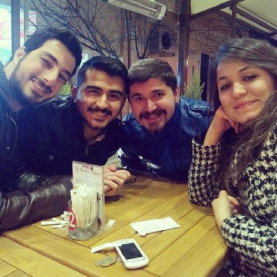 Çiiiiiiizzzz :))) Me Bestfriends Instagood Cute @murataydoner @ognerezer @afiyettolsun @defianche