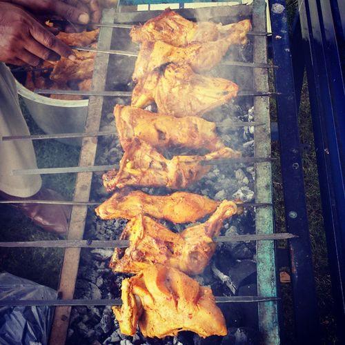 Chicken BBQ. Chicken BBQ Comsats Comsatsatk ciit attock faculty event food desi masala