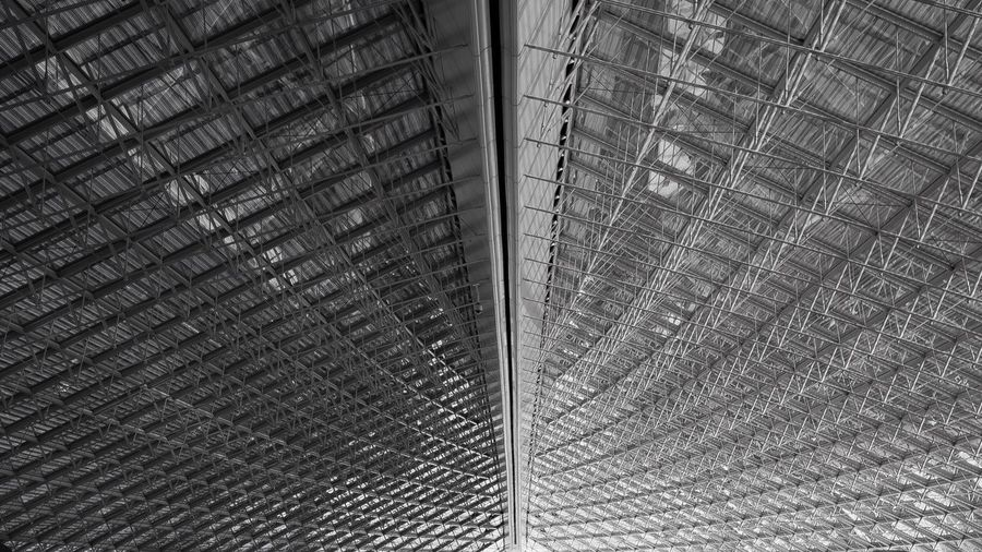 The Architect - 2016 EyeEm Awards Airport Architecture Charles De Gaulle Blackandwhite Black And White Taking Photos EyeEm Best Shots Eye4photography  Realifemotion The Graphic City