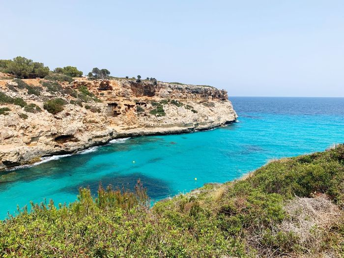 Bucht von Cala