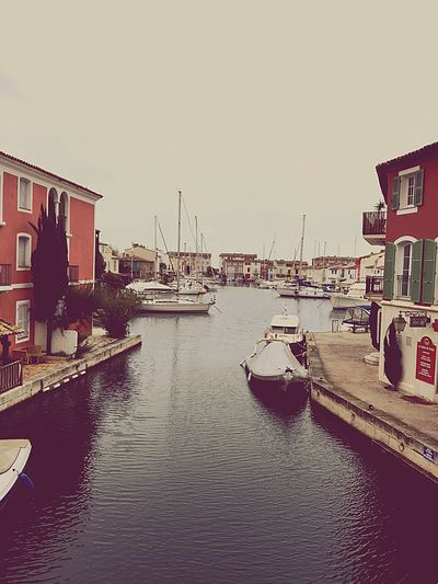 Architecture Water Sky Boat Day Building Exterior City Gondola - Traditional Boat Canal Built Structure Outdoors Nautical Vessel Mode Of Transport Travel Destinations