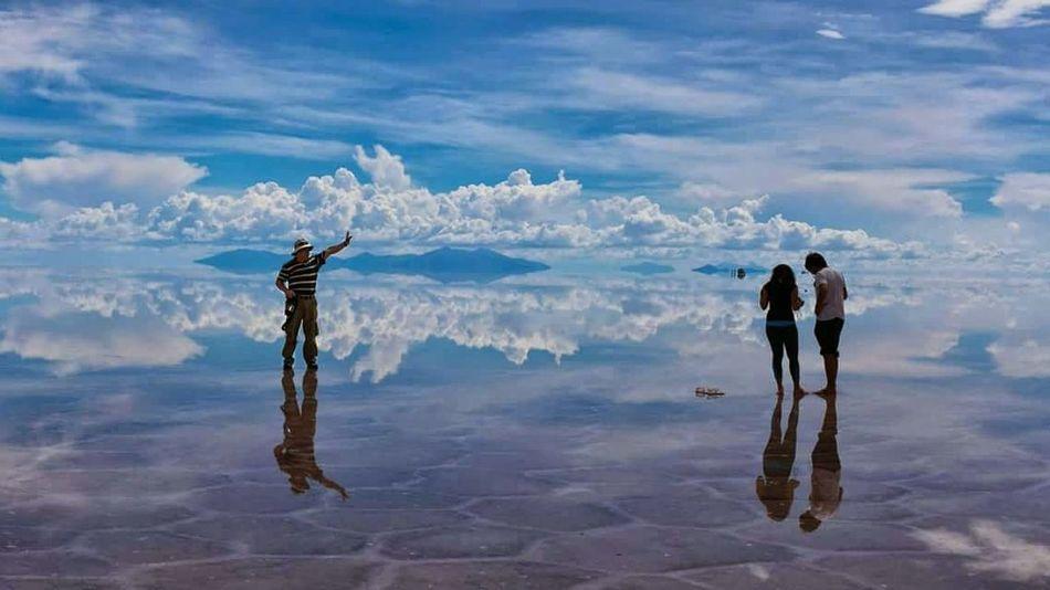 Uyuni, Bolivia Uyuni Salt Flat Uyuni Potosi Mirror