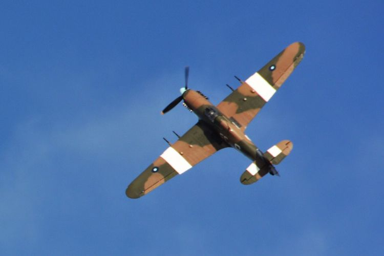Flying Hurricane Air Vehicle Battle Of Britain Flight Freedom