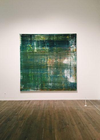 Gerhard Richter TateModern London Painting Art Abstract Abstractart Abstractpainting