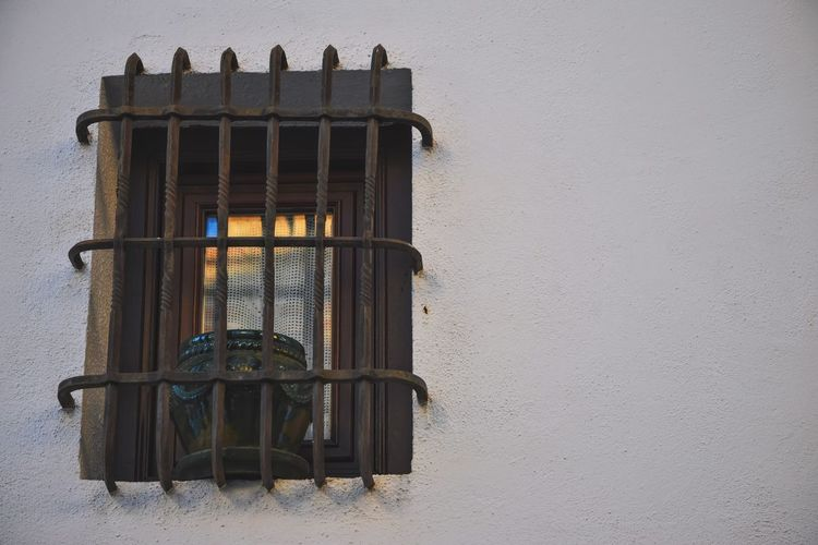An Andalusian Forge Window White Wall Forge  Negative Space Minimalism Let's Do It Chic! Eye4photography  Nikon Walking Around Nikonphotographer Exploring New Ground First Eyeem Photo Nikonphotography Hello World Nikon D7200 EyeEm Best Shots Tadaa Community Street Photography Walking Around Taking Pictures Respect For The Good Taste 07:00