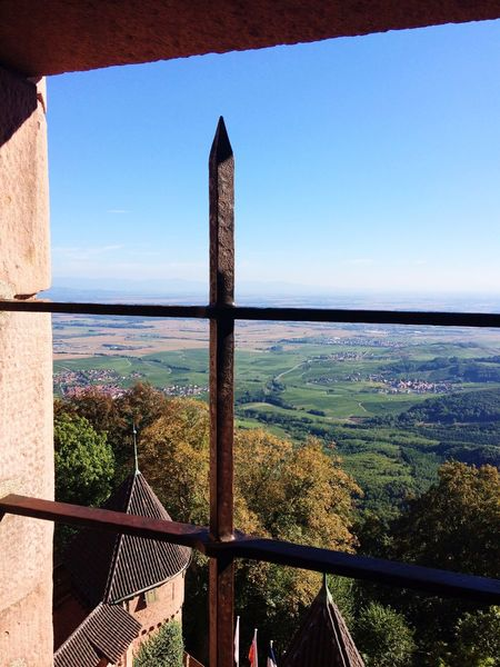 Castle view Lost In The Landscape