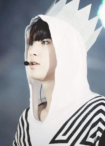 EXO. Chanyeol.