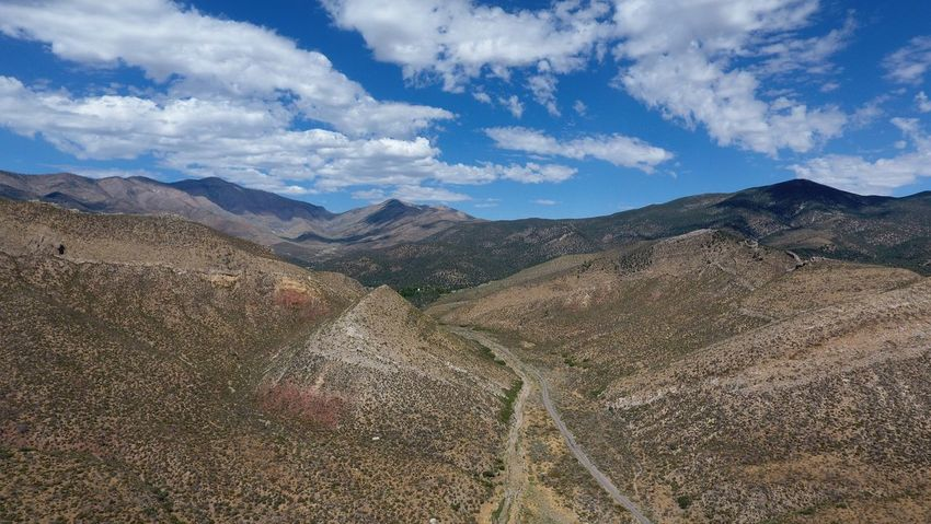 Lovell Canyon Mountain Landscape Sky Cloud - Sky Mountain Range Remote Beauty In Nature Dramatic Landscape Nature Cloud Nature Taking Photos Enjoying The View Enjoying Life Eye4photography  EyeEmBestPics ¡Eyeem Addict! Drone