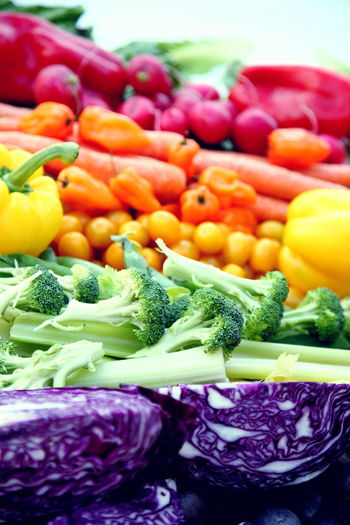Farmers Market Fresh Produce Gardening Natural Rainbow Colors Abundance Broccoli Carrot Colorful Food Fresh Food Freshness Green Healthy Eating Healthy Food Multi Colored Organic Food Produce Purple Raw Food Root Vegetable Variation Vegetables Vegetarian Food Wellbeing