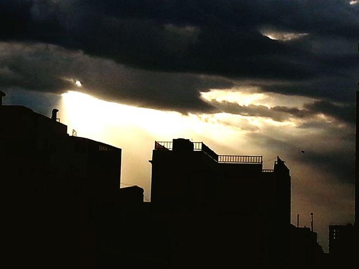 The Golden Gates Of Heaven Beautiful Sky Soclosetoheaven