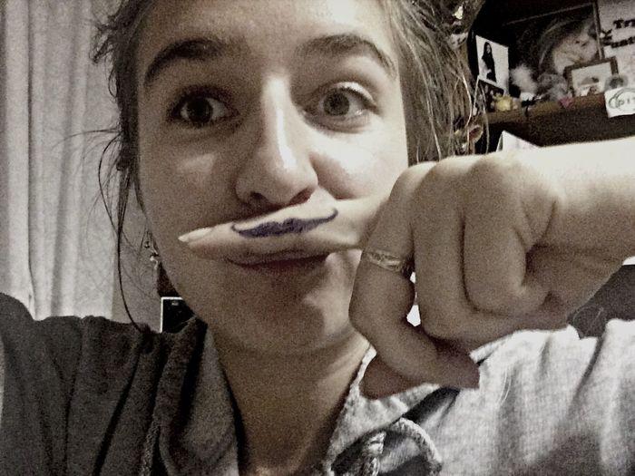Movember . Mosista Movember