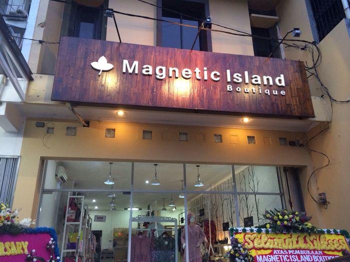 MAGNETIC ISLAND !! Veteran - BDG Go.. Go.. Go.. ????????
