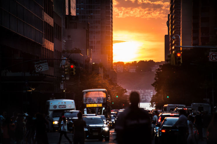 Manhattanhenge 2018 42nd Street Twice a year it happens. The setting sun is in line with the Manhattan street grid fro west to east. It's a breathtaking scene as the watchers look upon the setting sun. #manhattanhenge2018 #manhattanhenge #sunsettinglight #ronlouisfoster #ronlouisphotos #42ndstreet #newyorkcityhenge Manhattan Manhattan - New York City Manhattanhenge2018 Manhattanhenge Sunsettinglight Ronlouisfoster Ronlouisphotos 42ndStreet Newyorkcityhenge Sunset Silhouettes New York City Manhattan Sunset Rays Of Sunshine Sunset Rays Orange Sunset Orange Sunset Rays Street Photography Sunset Roadway Sunset City Illuminated Vehicle Car