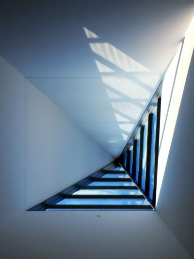 """Creative Light And Shadow Cincinnati Conservatory Of Music """"On the Wings of the Wind"""" Learn & Shoot: Simplicity Blue Sky Shadow And LightMy Best Photo 2015 Window Sky Through Window Learn & Shoot: Balancing Elements Serenity Looking Up Gateway To Heaven Wings Of The Sky... The Graphic City"""