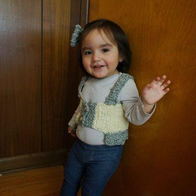 My happy little girl Littlefashionista Kidzootd Crochet Ragrepsearch
