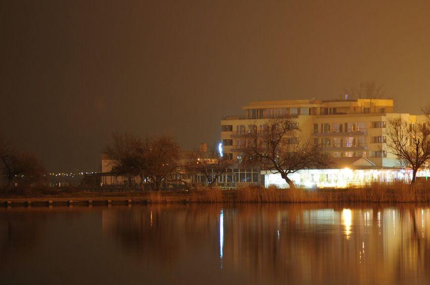 Nightphotography Lakeshore