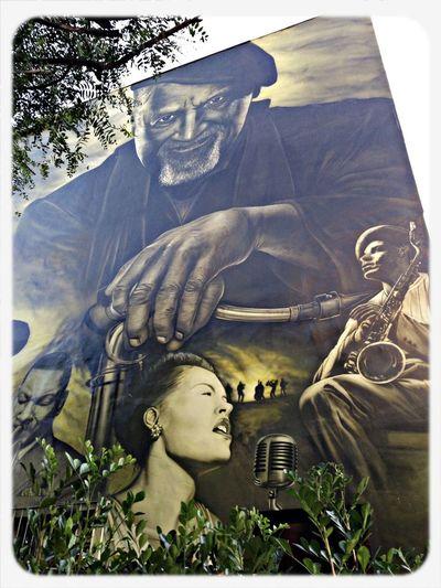 Walking Around Streetart Street Art/Graffiti