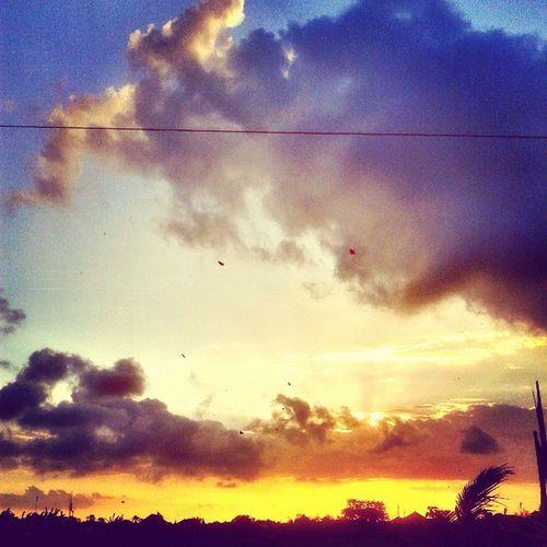 color of the sun Sunrise Sunset Colorofsunrise Colorofsunset Landscape Balilandscape Beautylandscape Natgeo Instalandscape Instasunrise Instasunset Instanusantara Instanusantarabali Instanesia Sky Skymadness Instasky Landandsky Instanesia Instagood Instadaily Instabali Bali INDONESIA LangitbaliPhotoworks