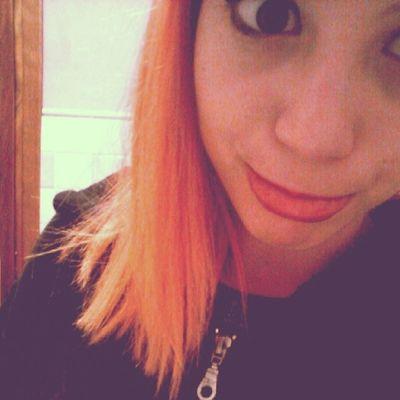 Orange Redhead Likeacarrot
