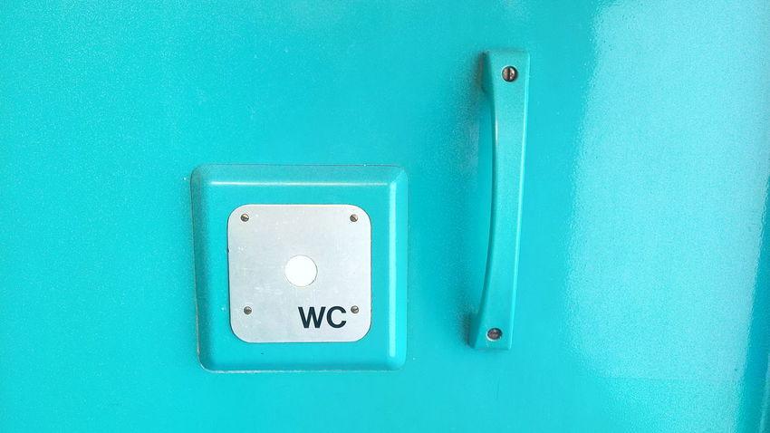 Bahn Indoors  Klo Rest Room Restroom Toilet Toilets In Trains Toilette Toiletten In Zügen Train Wc Zug