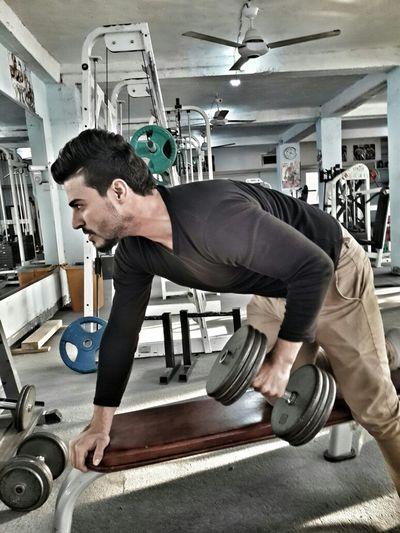 gym & center fitness