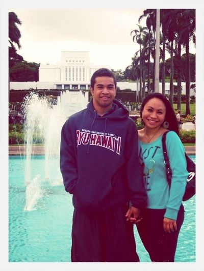 Laie, Hawaii Temple :)