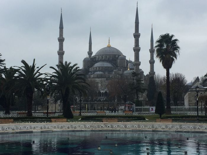 Travel Destinations Istanbul Turkey Blue Mosque EyeEmNewHere