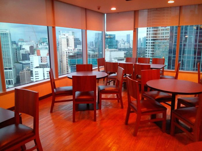 Pantry View Pantrycafe Company Pantry Dining Table Dining Area Dining Tables And Chairs Dining Overlooking Interior Design Interior Photography Interior Architecture Colorful Buildings Adapted To The City Adapted To The City