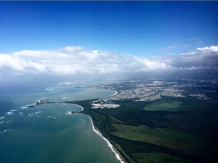 About to land back home for an extended vacation. Puertorico Sanjuan From An Airplane Window Traveling Prphotoproject Meganvazquezphoto Puertoricotourism Discoverpuertorico Photography The EyeEm Facebook Cover Challenge