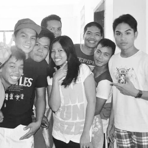 with d boys...? Tbs Ilnkf