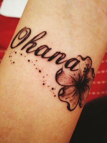 Ohana ❤ Flower