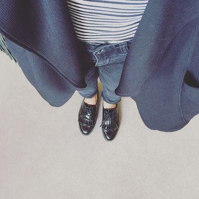 Mystyle Myoutfittoday Fashionista Lovefashion Lovethis Stripes Blackisbeautiful Berlingirl Cestmoi