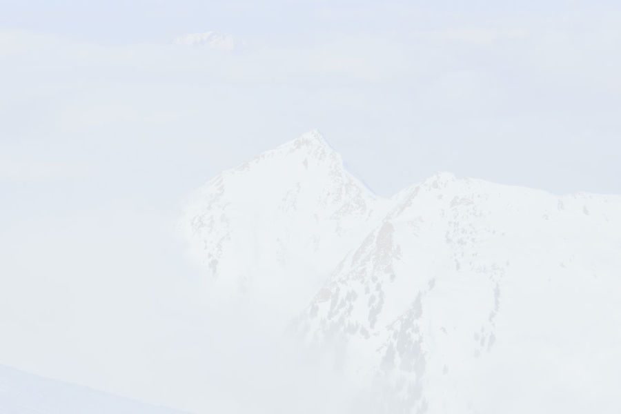 Skitour_Hinterstein_GroßerDaumen_2018_02_10960 Cloud Whiteout Winter Clouds And Sky Cold Temperature Day Dust Fog Highkey Landscape Mountain Range Nature No People Outdoor Outdoors Sky Snow Tranquil Scene Tranquility White White Background White Color Whiteout Conditions Whiteoutconditions Winter