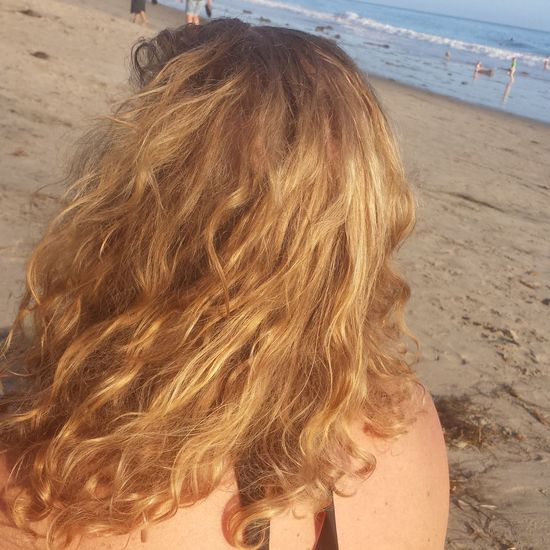 Let Your Hair Down Hairstyle Haircolor Summer Hair Beach Hair Ombre Hair Ombrehair