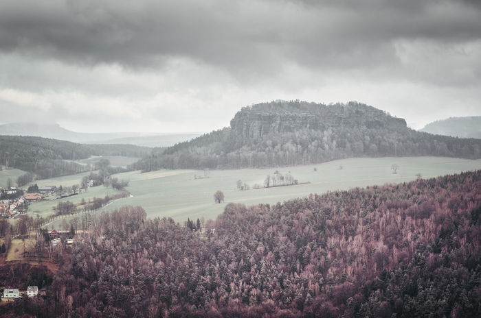 Elbe Sandstone Mountains | Saxony, Germany 2014 Elbe Sandstone Mountains Beauty In Nature Cloud Cloud - Sky Cloudy Day Hill Idyllic Landscape Mountain Mountain Range Nature Non-urban Scene Outdoors Overcast Sax Saxony Scenics Sky Town TOWNSCAPE Tranquil Scene Tranquility Travel Destinations Weather
