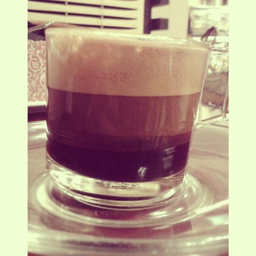 We meet again, Mr. Espresso ! -my reading buddy for Anabundanceofkatherines :D