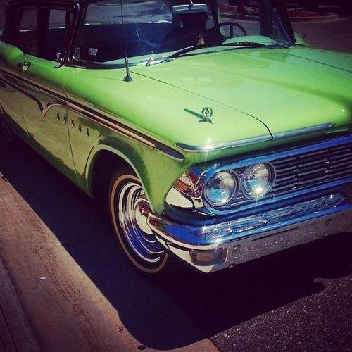 1959Ranger Parkinglotshit 💚💚💚